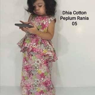 Peplum Rania