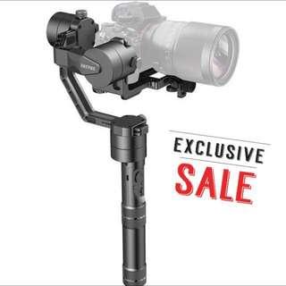 Zhiyun crane V2 3 axis gimbal (CNY Offer) limited!!