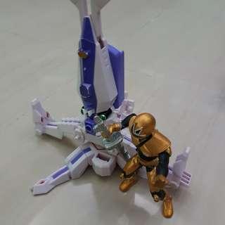 Pre-💗 Power Ranger Samurai Octo Zord