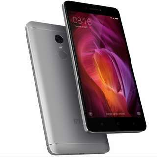 Redmi Note 4X, 3+32G, Dark Grey, Global Version. Xiaomi / Mi