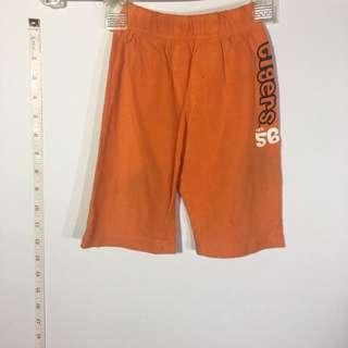 Colosseum Kids Orange Tigers Pants