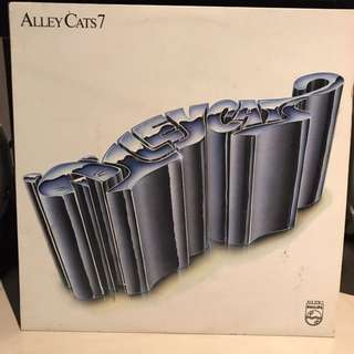 Alleycats - Cats7 (1983)