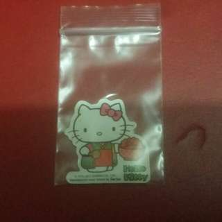 Hello kitty磁貼