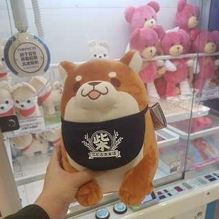 Namco忠犬柴狗 (啡,約40cm)
