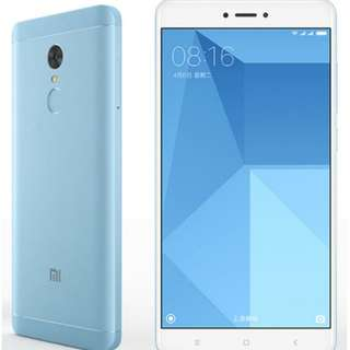 Redmi Note 4X, 3+32G, Special Blue Global Version. Xiaomi / Mi