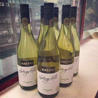 ⭐️清貨價⭐️澳洲Hardys Nottage Hill白酒 750ml👍🏻