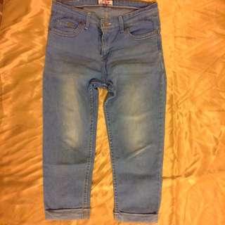 American Jeans Soft Blue 3/4