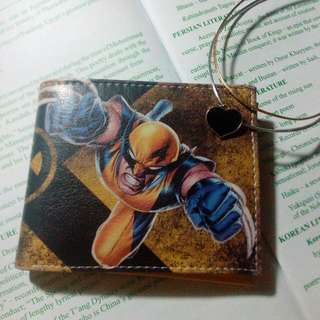 Marvel Wallet (Wolverine)