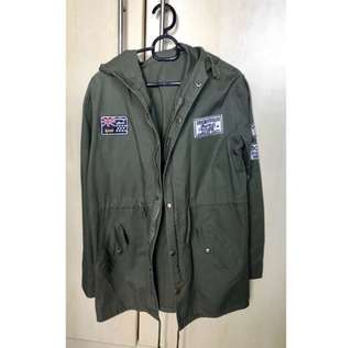 Army Green Outer Wear