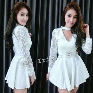 Mini chic dress
