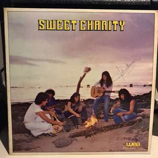 Sweet Charity - First Album (1979)