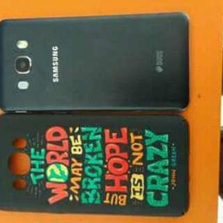 Samsung j5 2016 hp casan mulus ngga  oendala