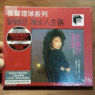 鄧麗君 漫步人生路 粵語專輯 蜚聲環球系列 1993 TERESA DENG CANTOPOP CD ALBUM