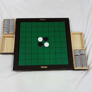 Brand New In Box Vintage Othello Limited Edition Board (200pcs in the World)