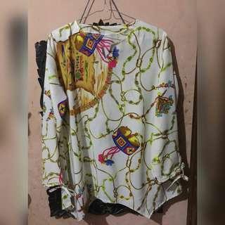 Top motif - Baju