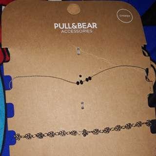 Choker pull and bear