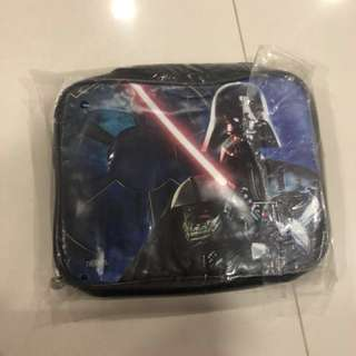 Thermos thermal children lunch bag Star Wars insulated warm or cold bag