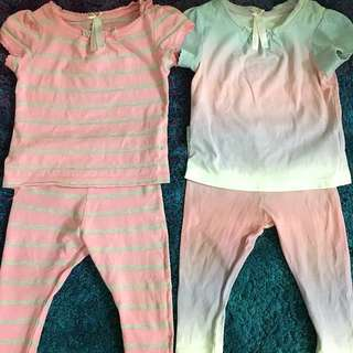 Mothercare Night Wear 3-6M