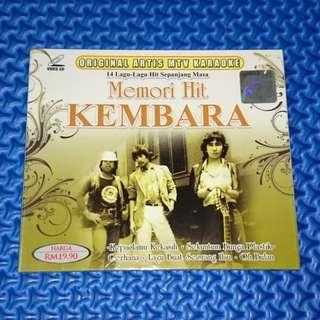 🆕 Kembara - Memori Hit [2009] VCD Karaoke