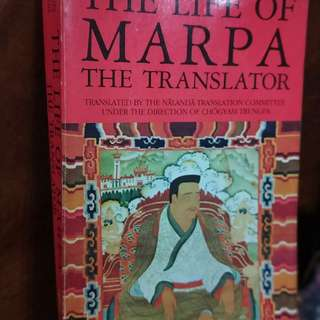 The Life of Marpa