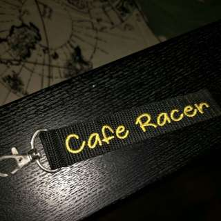 Cafe racer tag