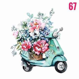 182. Guzel Collections (Oh my flowers 💐)