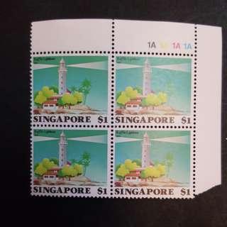 Raffle lighthouse. $1-$0.75-$0.10.