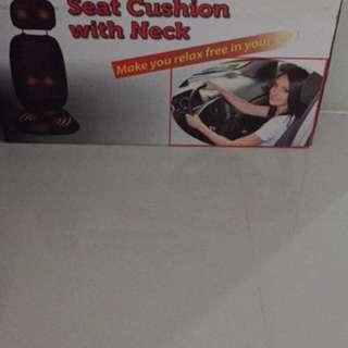 Kursi Pijat untuk di mobil