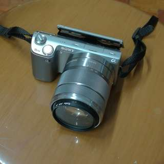 sony nex 5n mirrorless w 18 55 mm lens