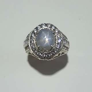 (FOR SALE)925 Silver Custom-Made Ring