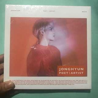 JONGHYUN Poet | Artist album