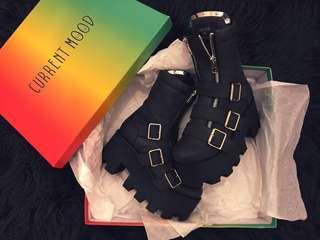 DOLLKZKILL • Detroit Boots
