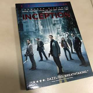 INCEPTION (includes Special Features)