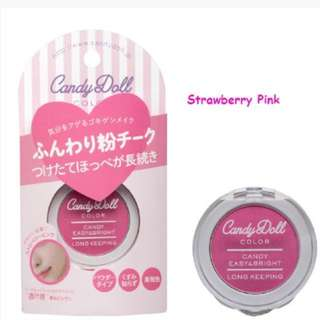 CandyDoll Candy Powder Cheek 胭脂