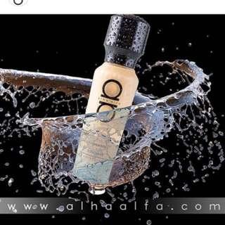 Alha alfa waterproof foundation