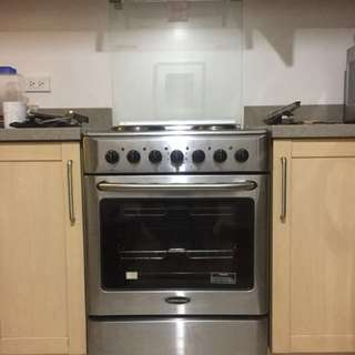 La Germania Electric cooking range