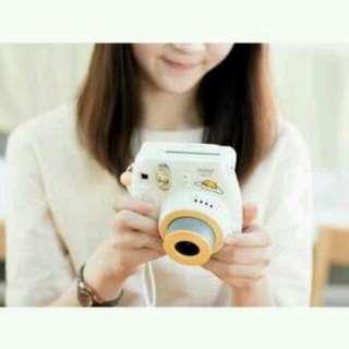 Fujifilm Instax Mini 8 Kamera Polaroid Instant Gudetama Free 1 Pack Gudetama Film