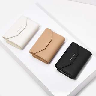 PRICE REDUCED | AUTHENTIC Basic Mini Wallet - Nude