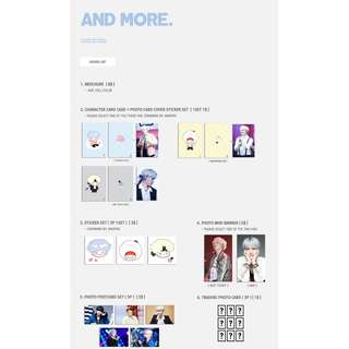 [MY GO] 'AND MORE' GOODS @morethan0309