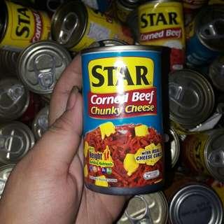 Star corned beef 150g