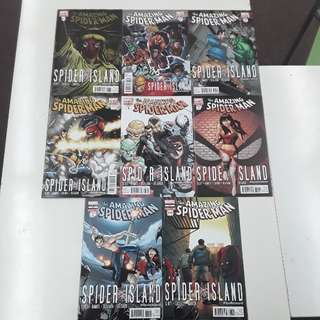 Spider-Man One More Day (2008) Comics Set