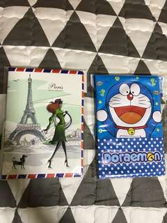Passport holder - 2 designs