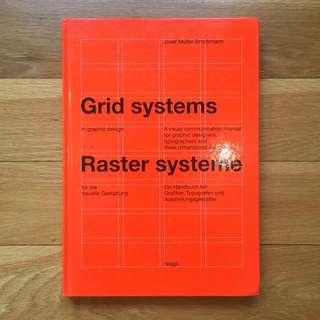 Grid Systems by Josef Müller-Brockmann (Niggli)
