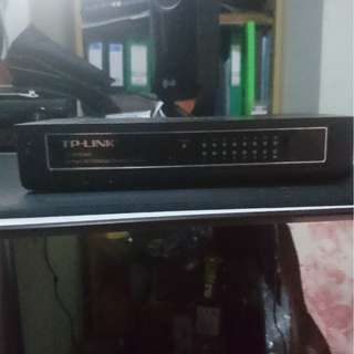TP-Link 16-Port Ethernet Switch