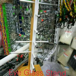 Eye glass stand