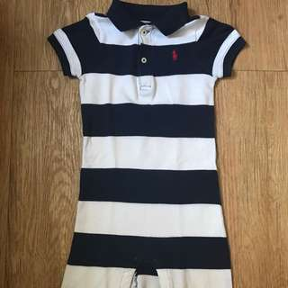 Ralph Lauren Rompers (Authentic)