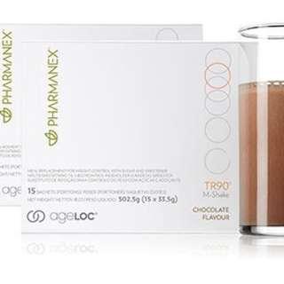 Ageloc TR90 - TrimShake Chocolate