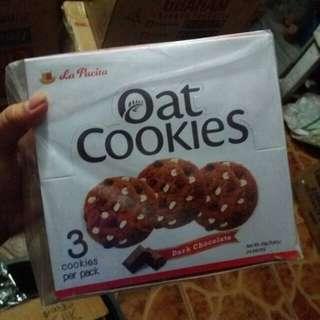 Pre Order Lapacita Oat Cookies
