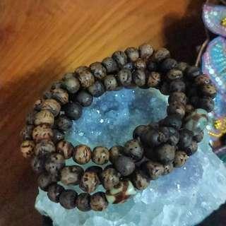 108 Mala Beads from Ladakh