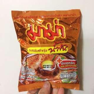 泰國冬陰公公仔麵